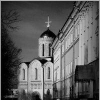Дмитриевский  собор! :: Владимир Шошин