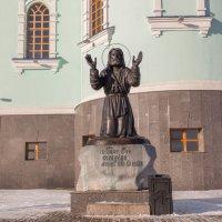 Памятник преподобному Серафиму Саровскому :: Дмитрий Гридчин