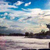Зимнее озеро Кабан :: Ева Кац