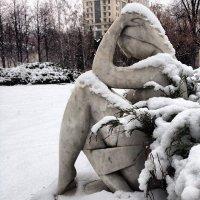 не морозьте моделей! :: Юлия Годовникова