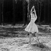 лесная фея :: Михаил Сулимов