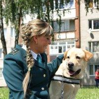 На службе... :: Natalisa Sokolets