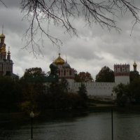 Вид на Новодевичий ... :: Галина R...