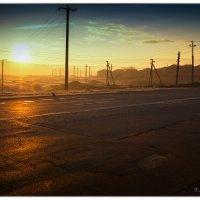 Восход солнца :: Роман Хоменко