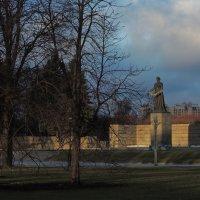 В канун 70-летия снятия блокады Ленинграда :: sv.kaschuk