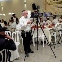 на праздничной трапезе в Эммануэль Израиль«Израиль, всё о религии...» :: Shmual Hava Retro