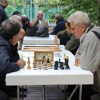 Босс в центре :: Николай Орехов
