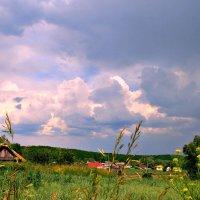 Хорошо в деревне летом ! :: Евгений Юрков
