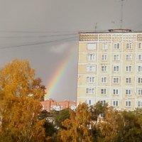 Осенняя радуга :: Маргарита Тарасова