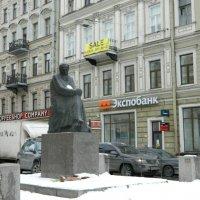 Задумчивый Достоевский... :: Анастасия Земкова
