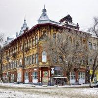 Самарский полигафический. :: Юрий Михайлов