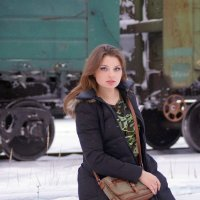 ожидание :: Anastasia Mitrofanova