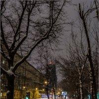Зимний вечер :: Наталья Rosenwasser