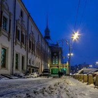 Казанский вокзал :: Наталья Rosenwasser