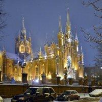 Храм Непорочного Зачатия Пресвятой Девы Марии :: Anatoley Lunov