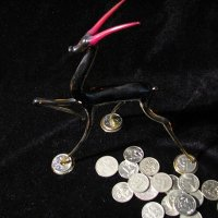 серебряная антилопа... :: Просто witamin
