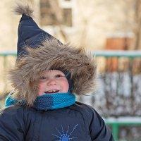 Мороз и солнце-2 :: Мария Арбузова