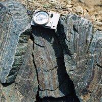 Кварцит куммингтонит-магнетит-пироксеновый :: Vgeoman Манюк Владимир