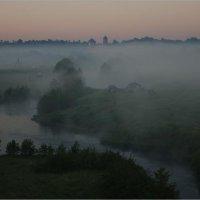 Туман... :: Дмитрий Киселев