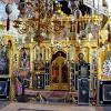 Интерьер церкви Покрова в Николо-Малицком монастыре в Твери :: sapoznik-1