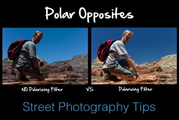 Как фотографировать целый день? Поляризационный фильтр!