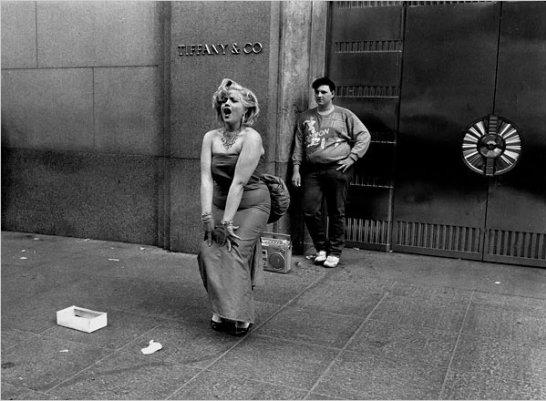 нью-йорк 50 лет назад