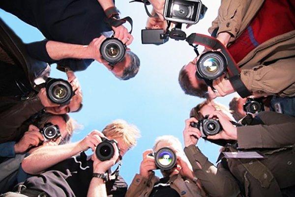 Выбор фотографа