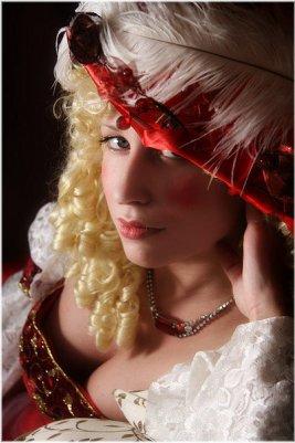 Анна Беркоз. Получить оригинальный красивый портрет приятно