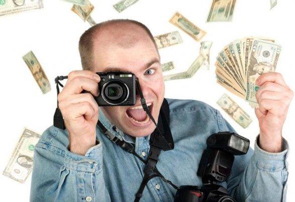 5 главных задач, которые помогут увеличить доход фотографа