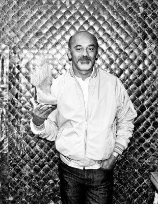 Фотограф Юрий Тресков снимает черно-белый фэшн в Париже