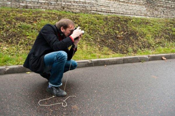 Как сделать веревочный штатив