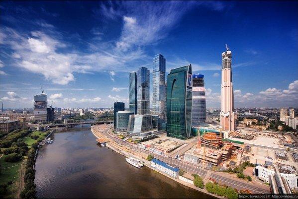 Фотографии красивой Москвы