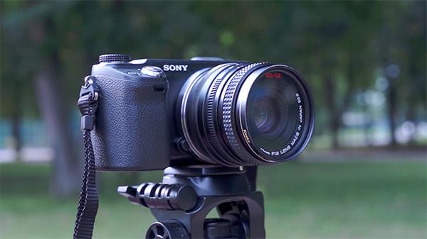 Настройки фотоаппарата для съемки видео