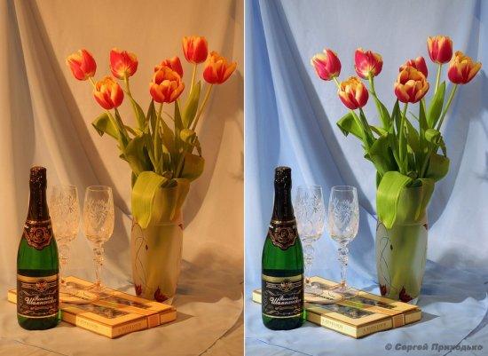 """Обработка фото: Цветокоррекция с помощью """"кривых"""" в Adobe Photoshop"""