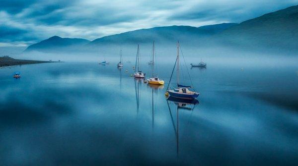 Потрясающие фото пейзажи со всего мира