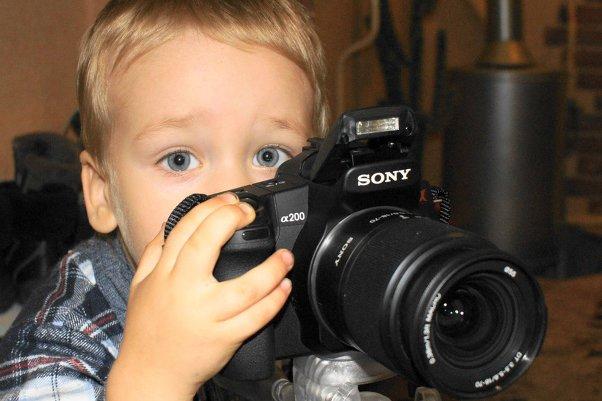 Некоторые ошибки начинающих фотографов