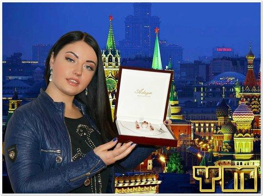 YULIA MOSCOW - ADAGIO MOSCOW RUSSIA