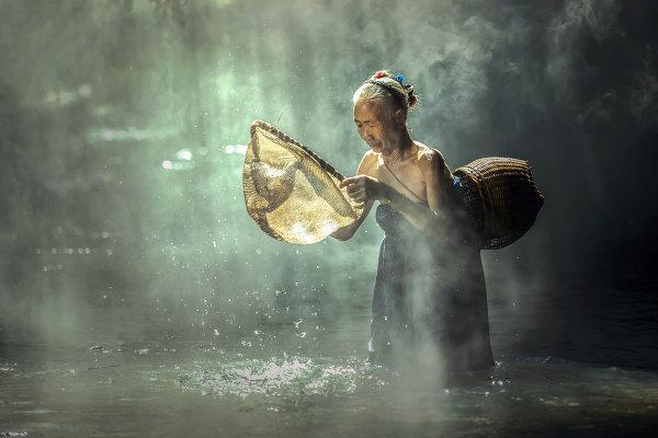 """""""Азия"""" в фотографиях Jakkree Thampitakku"""