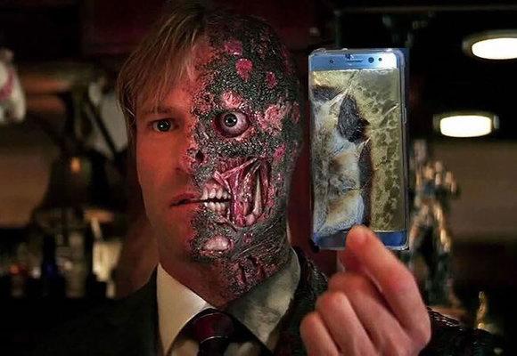 Новые технологии. Не включай смартфон Samsung Galaxy Note 7 - взорвется!