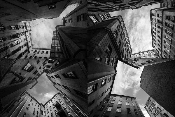"""Студенческое фото недели: """"Питерский калейдоскоп"""", Игорь Чубаров http://disted.ru/"""