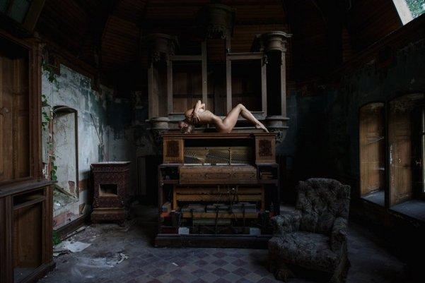 Фотограф Джереми Гиббс