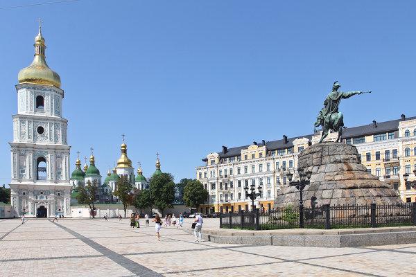 Красоты Киева, прописка в Киеве