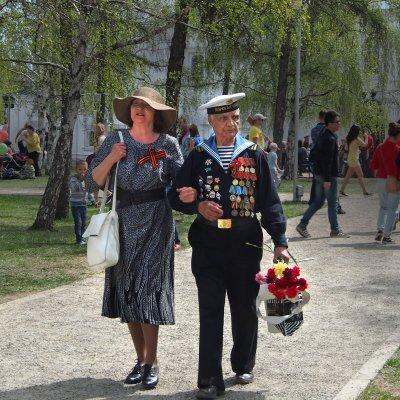 Народное голосование. ТОП-20 фотографий за 09.05.2017г.