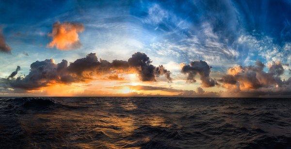 "Студенческое фото недели: ""Где-то в Атлантике"", Евгений Шварцман http://disted.ru/"