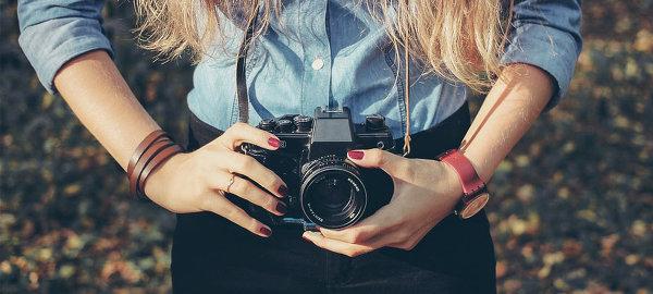 Летние курсы фотографии для подростков II уровня. Photoshop. Lightroom