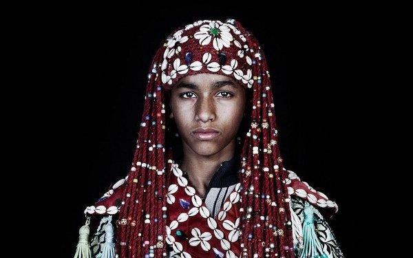 Портреты от Лейлы Алауи