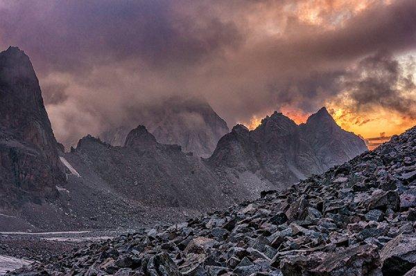 """Студенческое фото недели: """"Национальный парк Ала-Арча"""", Игорь Сон http://disted.ru/"""