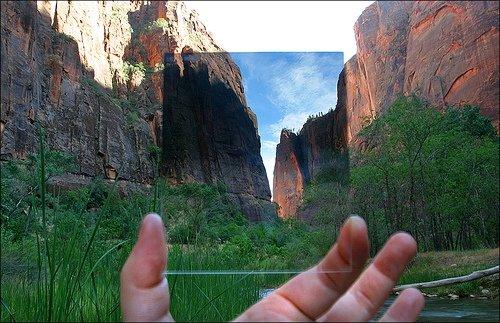 Использование градиентных фильтров нейтральной плотности в пейзажной фотографии