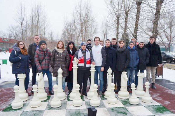 "09.12.2017 Турнир ""Шахматы на Шахматке"""