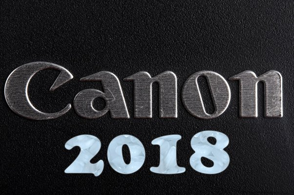 Ожидаемые в 2018 году премьеры фотокамер от Canon